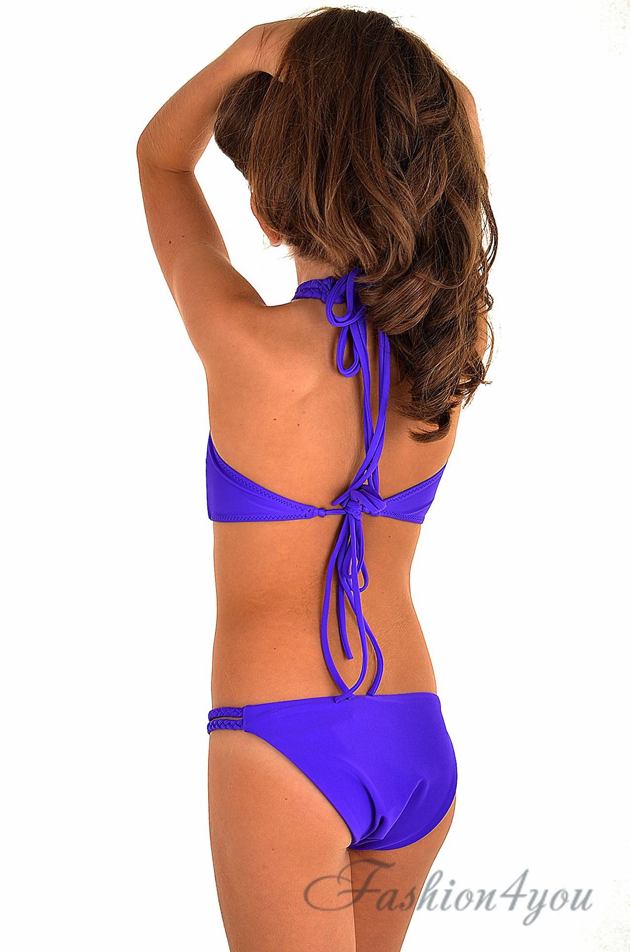 Дитячий купальний костюм BAEL Коса 5513 - фото №3 284a51c8fd9dc